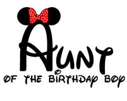 minnie mouse aunt etsy