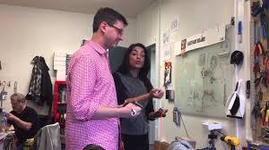 priya mann visits backyard brains for local4 detroit youtube