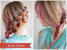 tutorial rambut tutorial rambut kepang ala artis hollywood hair phenomenon