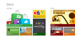 designing the windows store user experience u2013 windows store for
