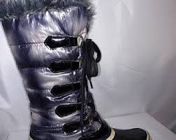 s winter boots size 9 boots etsy
