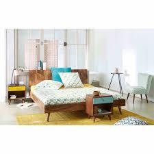 Scandinavian Style Armchair Cotton Scandinavian Style Armchair With Blue And Yellow Motifs