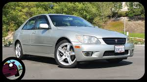 lexus sedan 2005 review 2005 lexus is300 youtube