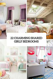 22 charming shared bedrooms to get inspired digsdigs