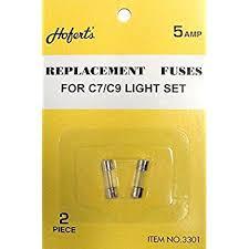fuses 25 pack lights c9 c7 5 amp