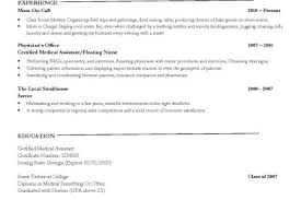 Example Of Stay At Home Mom Resume by Stay At Home Mom Resume Example Reentrycorps