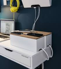 ikea charging station take charge of your family gadgets with a charging station
