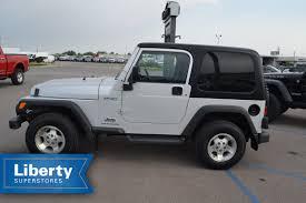 2003 jeep wrangler transmission 2003 jeep wrangler sport for sale in rapid city sd