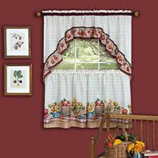 Where To Buy Kitchen Curtains Online by Kitchen Curtains U0026 Bathroom Curtains Jcpenney