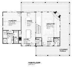 farmhouse style house plan 3 beds 2 50 baths 1681 sq ft plan 901 11