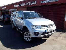 used mitsubishi l200 cars for sale drive24