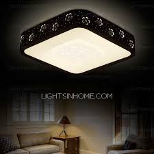 Low Profile Ceiling Light Profile Ceiling Light 20 8 U201d 20 8 U201d White Acrylic Shade