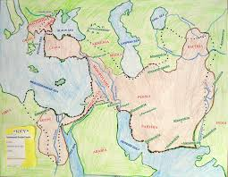 Caucasus Mountains On World Map by Empire Of Alexander The Great Maps 2012 2013 Mrcaseyhistory