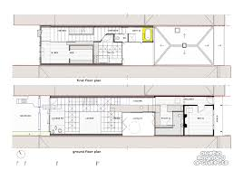 The O2 Floor Plan by Storage Space Reinterpreted Mills House In Melbourne Detail