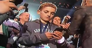 High Kid Meme - super bowl kid will go down in meme history after halftime show