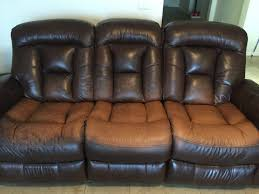 Leather Sofa Dye Repair by Havertys Leather Sofa Peeling Best Home Furniture Decoration