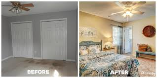 Homes Decorated For Christmas On The Inside Before And After Fixer Upper The Everyday Home