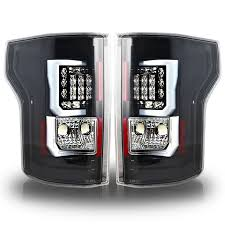 2015 ford f150 tail lights winjet 2015 ford f 150 led tail light glossy black