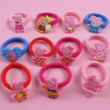 hair accessories for kids one pair price peppa pig hair band headwear girl hair accessories