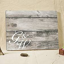 vintage wedding guest book vintage wedding guest book canvas wood wedding guest