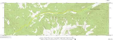 Beaver Creek Colorado Map by Beaver Creek Stump Park Trail Mount Zirkel Wilderness Area Colorado