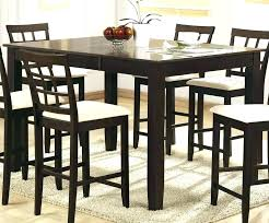 high top kitchen table with leaf high dining room chairs tapizadosraga com