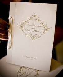 wedding ceremony program covers 112 best invitations images on wedding programs