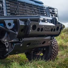 land rover discovery off road bumper masai tubular winch bumper for land rover defender