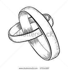 diamond ring sketch stock images royalty free images u0026 vectors