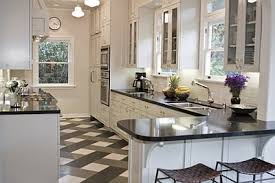 Cool Kitchen Floor Ideas Chairs Cool Kitchen Tile Flooring Design With Marble Countertop