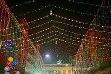 origin of christmas lights christmas wikipedia