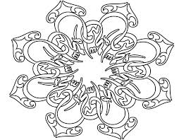 islamic ornament mosaic trend islamic coloring pages