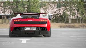 lamborghini gallardo back lamborghini gallardo super trofeo stradale review autoevolution