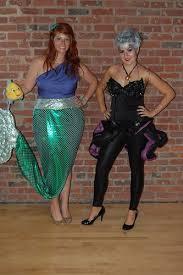 Ariel Costume Halloween Kestrel Sara Ursula Ariel Ursula Ariel Halloween