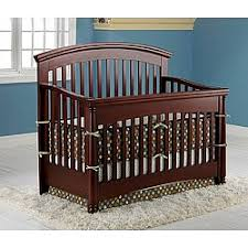 Shermag Convertible Crib Shermag Regency Deluxe Convertible Crib Cherry Sale Prices