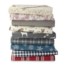 cannon flannel sheet set home bed bath bedding sheets