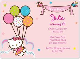 fearsome hello kitty birthday party invitations theruntime com