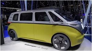 volkswagen van hippie volkswagen is bringing back the popular hippie van as the brand