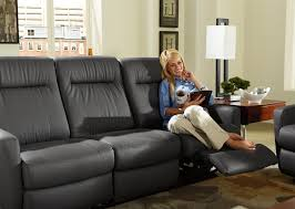 contemporary sofa recliner contemporary reclining sofa with design gallery 5260 imonics