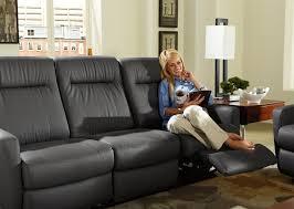 contemporary sofa recliner contemporary reclining sofa with design gallery 5260 imonics