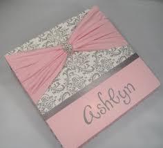 baby girl memory book baby memory book personalized baby girl jadazzles