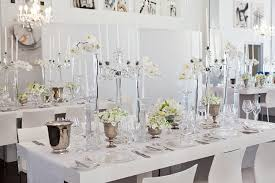 black and white wedding decorations black white allée bleue wedding south africa