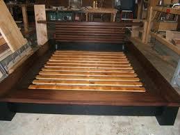 Tatami Platform Bed Frame Tatami Bed Frame Platform Futon Throughout Tatami Bed Frame Plan