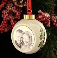 personalized photo ornament noel kingcustom net