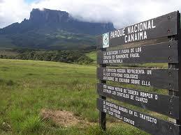 imagenes monumentos naturales de venezuela creado órgano superior para el manejo integral de parques y