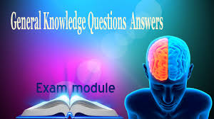 general knowledge questions answers for competitive exam