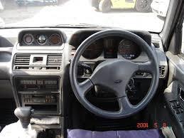 Mitsubishi Pajero 2008 Interior Mitsubishi Pajero Exceed 1994 Used For Sale