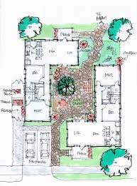 courtyard plans apartments courtyard plan gallery of apartment and courtyard in