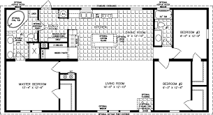 1200 square foot floor plans the imp 45213b manufactured home floor plan jacobsen homes