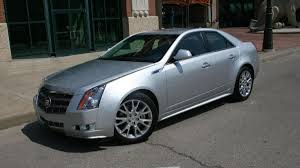 cts cadillac 2010 the 2010 cadillac cts performance an i aw i drivers log autoweek